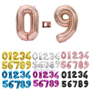 Number Party Decoration Balloons | Party, Catering & Event Services for sale in Lagos State, Yaba