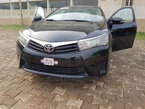 Toyota Corolla 2015 Black   Cars for sale in Abuja (FCT) State, Kado