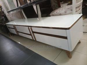 Imported Turkish Tv Shelf Special Made   Furniture for sale in Lagos State, Ajah