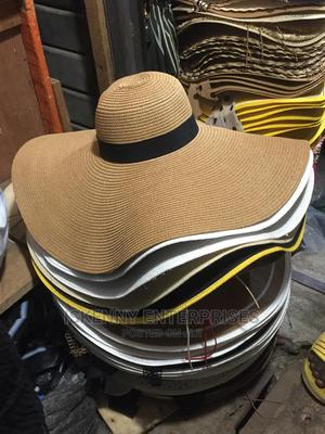 Beach Hat For Ladies And Men | Clothing Accessories for sale in Lagos State, Lagos Island (Eko)