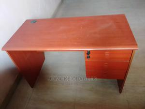 Barely Used Office Tables and Chairs | Furniture for sale in Lagos State, Abule Egba