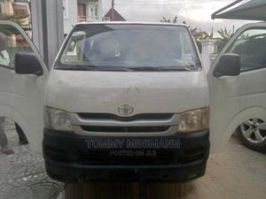 Tokunbo Toyota Hiace Hummer 1 Bus | Buses & Microbuses for sale in Rivers State, Port-Harcourt