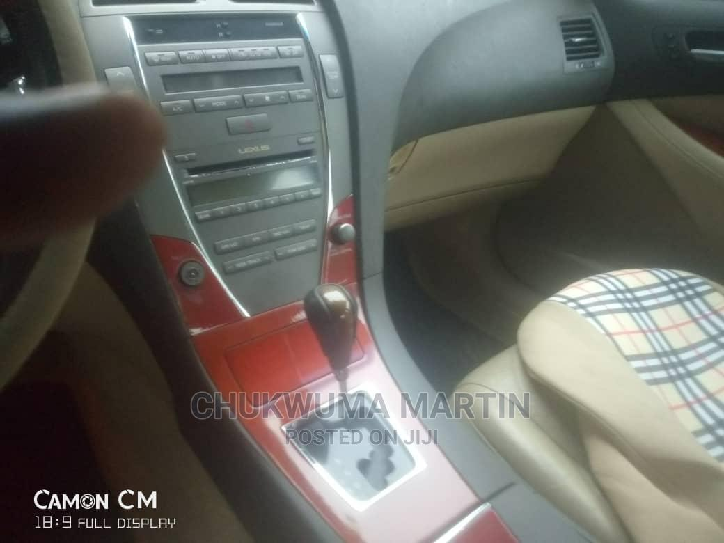 Lexus ES 2008 350 Blue | Cars for sale in Port-Harcourt, Rivers State, Nigeria