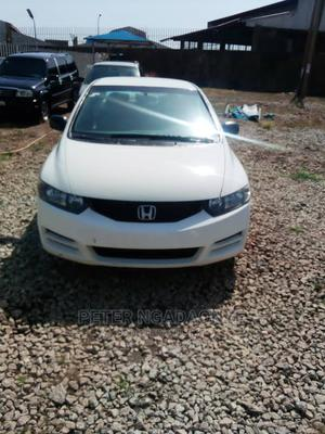 Honda Civic 2010 DX Coupe White | Cars for sale in Kaduna State, Kaduna / Kaduna State