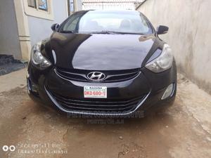 Hyundai Elantra 2013 Black | Cars for sale in Kaduna State, Kaduna / Kaduna State
