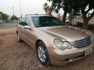 Mercedes-Benz C240 2005 Gold | Cars for sale in Kaduna State, Kaduna / Kaduna State