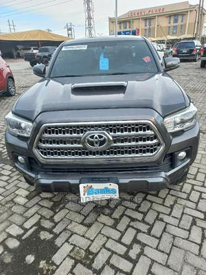 Toyota Tacoma 2017 Gray   Cars for sale in Lagos State, Ikeja