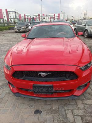Ford Mustang 2016 GT Premium Fastback Red | Cars for sale in Lagos State, Lekki