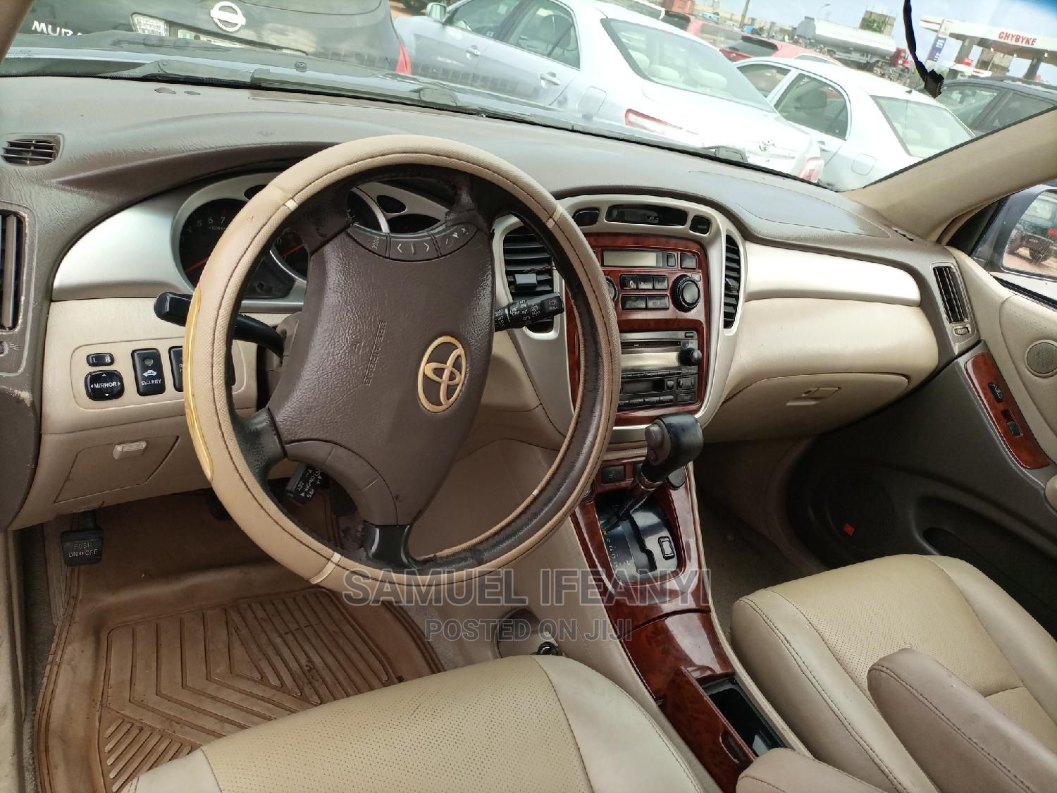 Toyota Highlander 2004 Limited V6 4x4 Blue | Cars for sale in Owerri, Imo State, Nigeria
