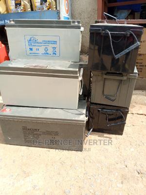 Used Inverter Battery | Solar Energy for sale in Abuja (FCT) State, Garki 1