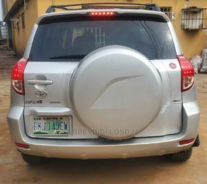 Toyota RAV4 2008 Limited Silver   Cars for sale in Lagos State, Alimosho