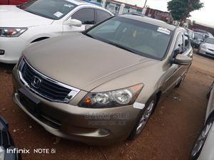 Honda Accord 2008 2.0i-Vtec Executive Gold | Cars for sale in Kaduna State, Kaduna / Kaduna State