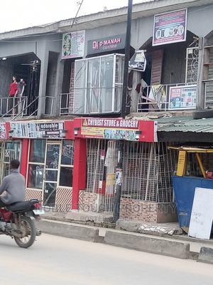 10commercial Shops With 3bedroom Behind on Tarred Road | Commercial Property For Sale for sale in Ojo, Alaba