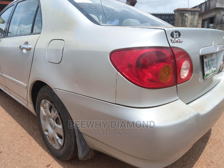 Toyota Corolla 2004 LE Silver   Cars for sale in Akure, Ondo State, Nigeria