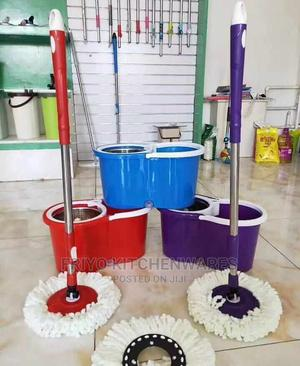 Mopping Bucket With Mop | Home Accessories for sale in Abuja (FCT) State, Wuse