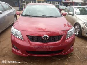 Toyota Corolla 2011 Red | Cars for sale in Lagos State, Alimosho