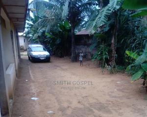 A Plot of Land With a House in for Sale | Land & Plots For Sale for sale in Akwa Ibom State, Ibesikpo Asutan