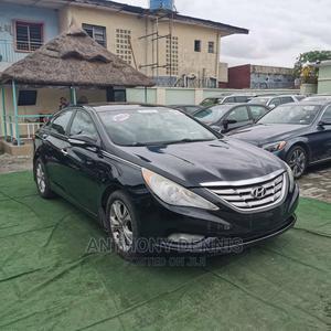 Hyundai Sonata 2011 Black | Cars for sale in Lagos State, Ilupeju