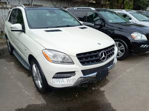 Mercedes-Benz M Class 2012 ML 350 4Matic White | Cars for sale in Lagos State, Apapa