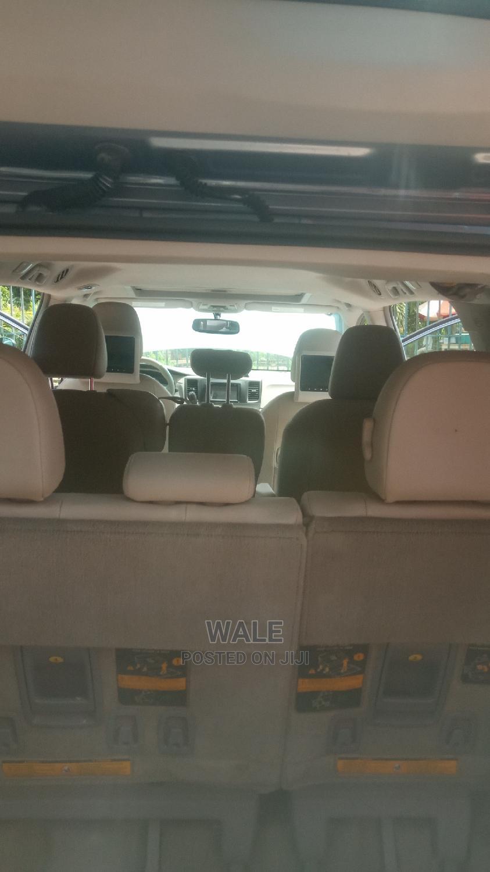Archive: Toyota Sienna 2012 XLE 7 Passenger Blue