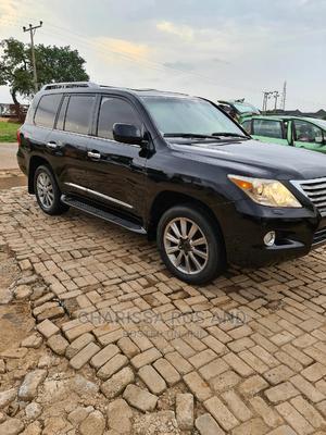 Lexus LX 2011 570 Black | Cars for sale in Abuja (FCT) State, Garki 2
