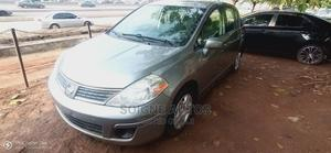 Nissan Versa 2010 1.8 S Hatchback Gray   Cars for sale in Abuja (FCT) State, Gwarinpa