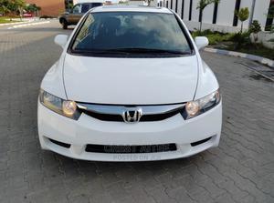 Honda Civic 2011 White | Cars for sale in Lagos State, Victoria Island
