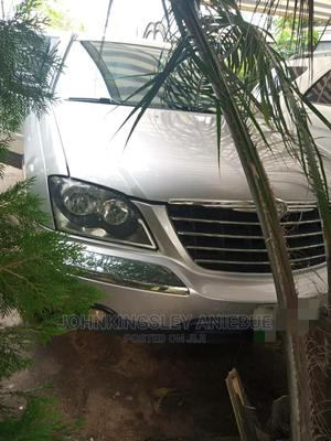 Chrysler Pacifica 2005 Limited AWD Silver | Cars for sale in Delta State, Oshimili South