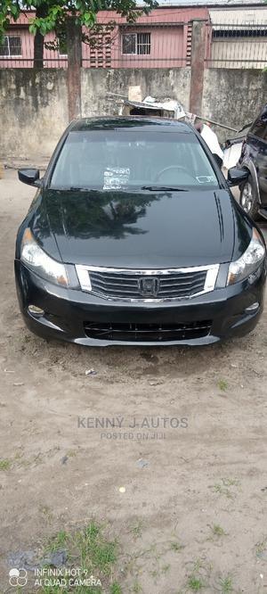 Honda Accord 2009 Black   Cars for sale in Lagos State, Amuwo-Odofin