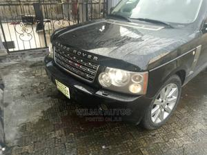 Land Rover Range Rover Vogue 2006 Black   Cars for sale in Delta State, Warri