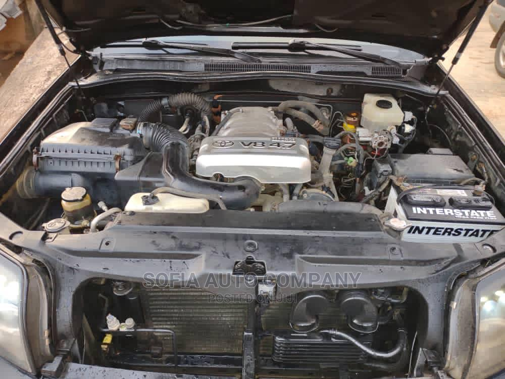 Toyota 4-Runner 2003 4.7 | Cars for sale in Ogba, Lagos State, Nigeria
