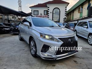 Lexus RX 2015 350 AWD Silver | Cars for sale in Lagos State, Ikeja