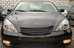 Lexus ES 2005 330 Black | Cars for sale in Lagos State, Ikeja