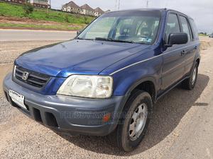 Honda CR-V 2000 2.0 Automatic Blue | Cars for sale in Abuja (FCT) State, Garki 2