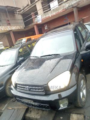 Toyota RAV4 2003 Automatic Black   Cars for sale in Lagos State, Apapa