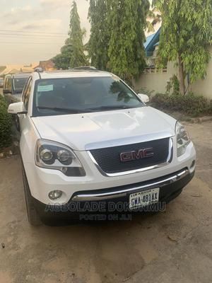 GMC Acadia 2008 SLT-1 AWD White | Cars for sale in Abuja (FCT) State, Gudu