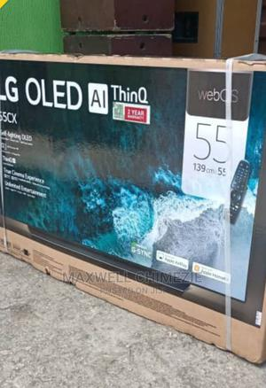 55 Inches Television OLED | TV & DVD Equipment for sale in Lagos State, Ojo