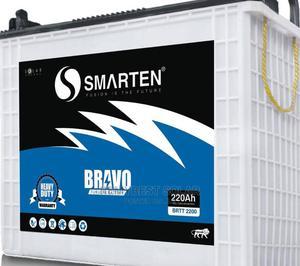 12v 220ahs Smarten Tubular Battery | Solar Energy for sale in Lagos State, Ojo