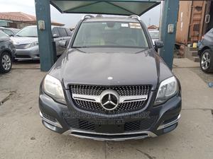 Mercedes-Benz GLK-Class 2013 350 4MATIC Gray   Cars for sale in Lagos State, Amuwo-Odofin
