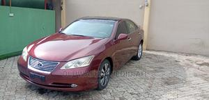 Lexus ES 2008 350 Red   Cars for sale in Lagos State, Ikeja