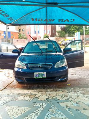 Toyota Corolla 2005 LE Blue   Cars for sale in Anambra State, Awka