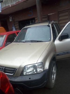 Honda CR-V 1999 2.0 Automatic Gold | Cars for sale in Lagos State, Apapa