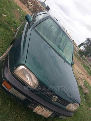 Volkswagen Golf 2000 Green   Cars for sale in Abuja (FCT) State, Lugbe District
