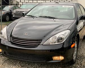 Lexus ES 2005 330 Black | Cars for sale in Lagos State, Ojodu