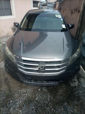 Honda Accord CrossTour 2010 EX-L AWD Gray | Cars for sale in Lagos State, Apapa