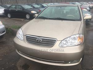 Toyota Corolla 2007 Gold   Cars for sale in Lagos State, Apapa