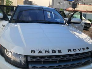 Land Rover Range Rover Evoque 2013 White   Cars for sale in Delta State, Oshimili South