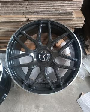 Size 22 Inches for Mercedes Benz Available ETC | Vehicle Parts & Accessories for sale in Lagos State, Mushin