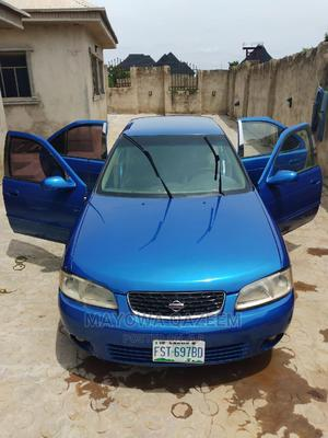 Nissan Sentra 2000 Blue | Cars for sale in Osun State, Osogbo