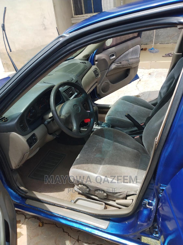 Nissan Sentra 2000 Blue   Cars for sale in Osogbo, Osun State, Nigeria